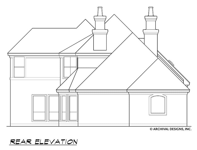 Canterbury House Plan