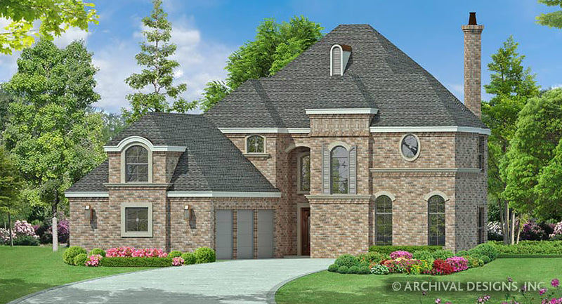 Canyon Springs House Plan