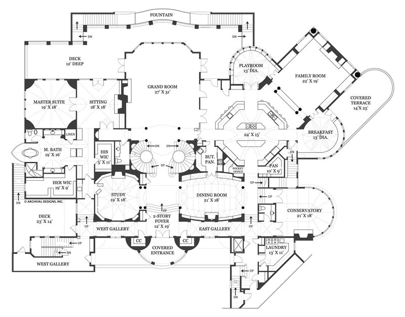 Castle of Ourem first floor, floor plan
