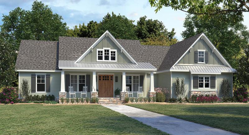 Cedar Springs House Plan