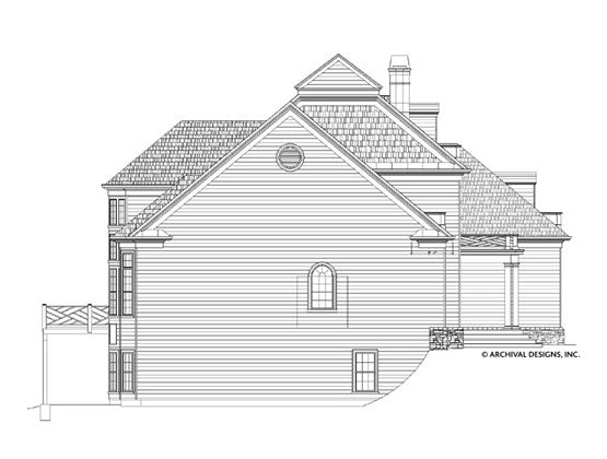 Centre Street House Plan