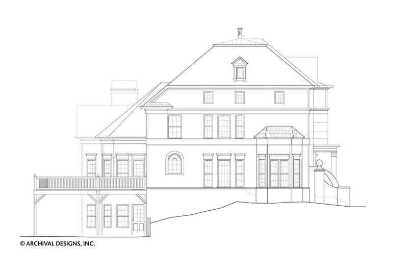 Chandler House Plan