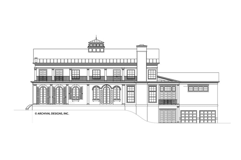 Charleston House Plan