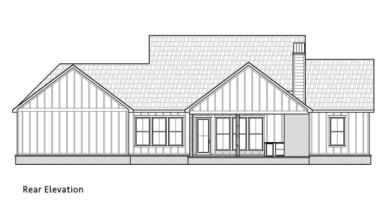 Cherry Grove House Plan