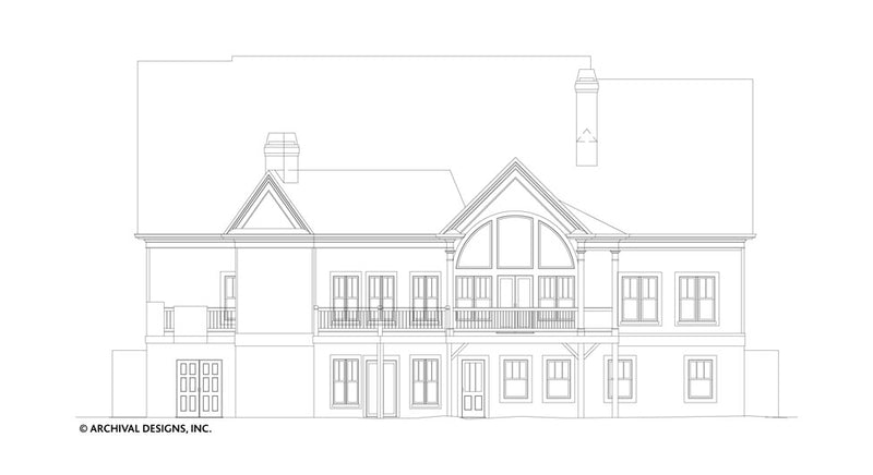 Chesterfield House Plan