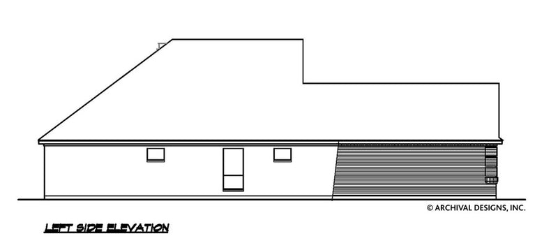 Cobbs Creek House Plan