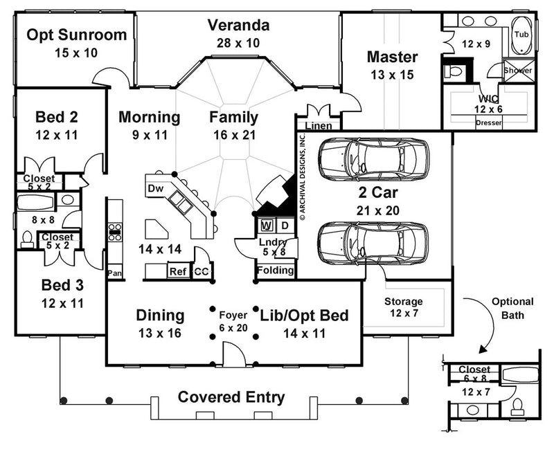Corinthia first floor, floor plan