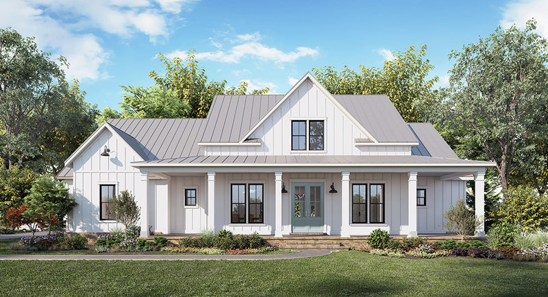 Cotton Grove Farmhouse | Front
