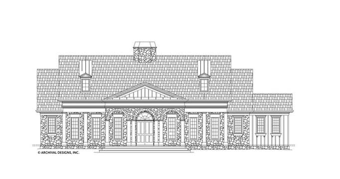 Crosswell Place House Plan