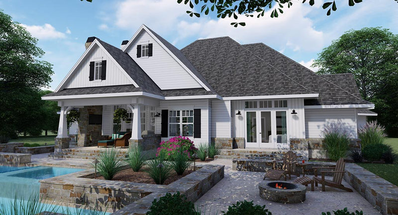 Crystal Pines House Plan