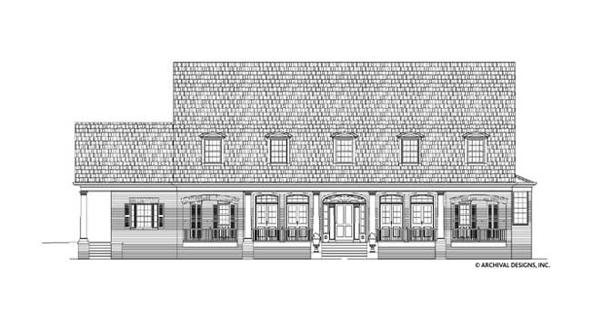 Deerfield House Plan