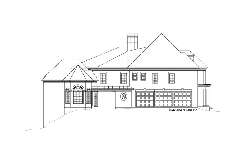 Delano House Plan