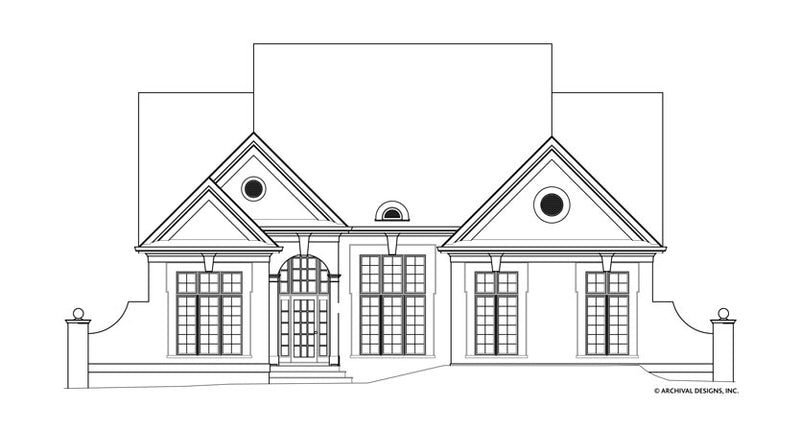 Devall House Plan
