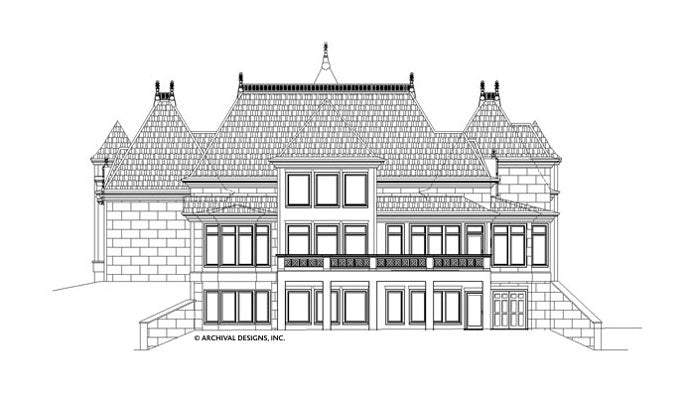 Devereaux House Plan