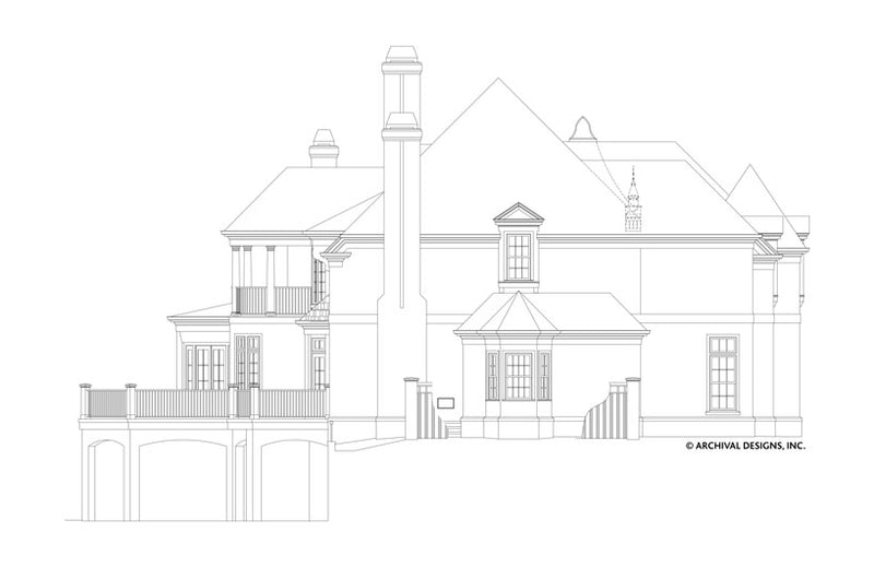 Di Medici Place House Plan