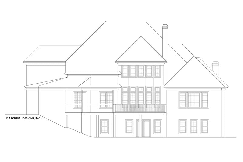 Drewnoport House Plan