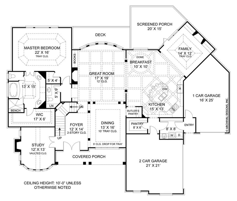 Drewnoport first floor, floor plan