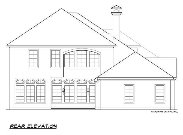 Duke House Plan