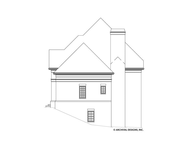 Eastcote Place House Plan