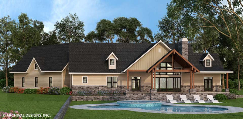Fairhope House Plan
