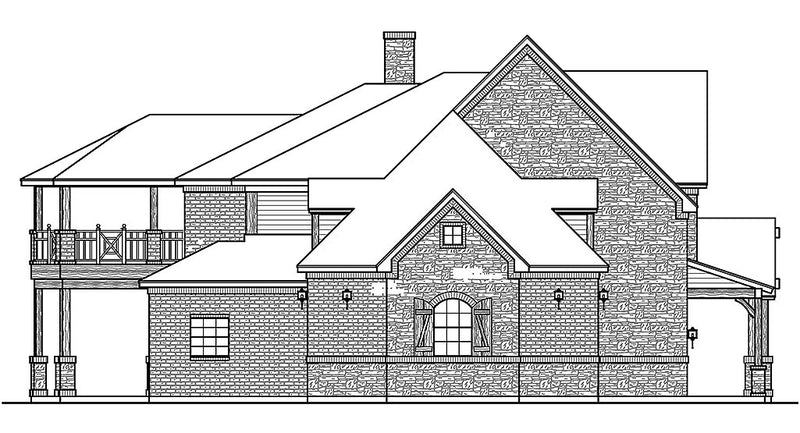 Farmington House Plan