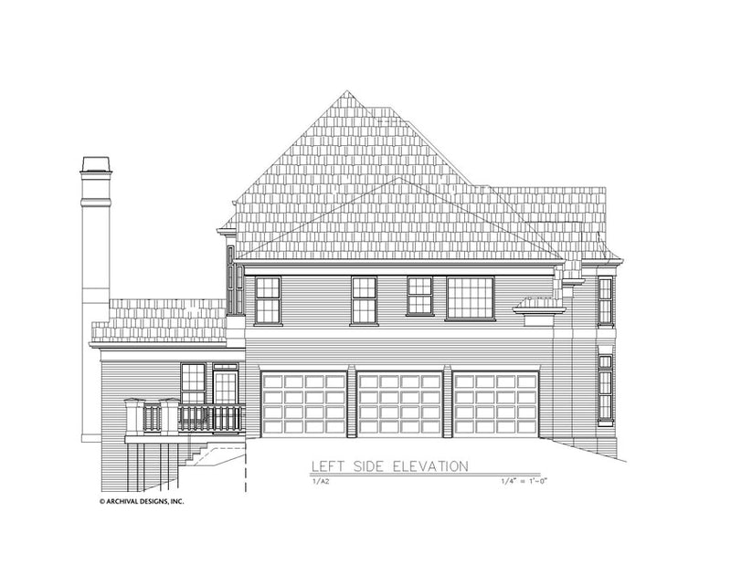 Galloway II House Plan