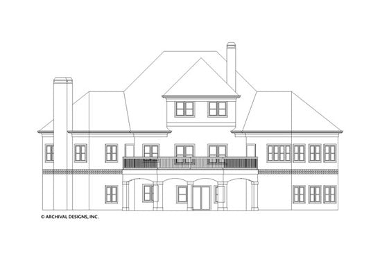 Glenwood House Plan