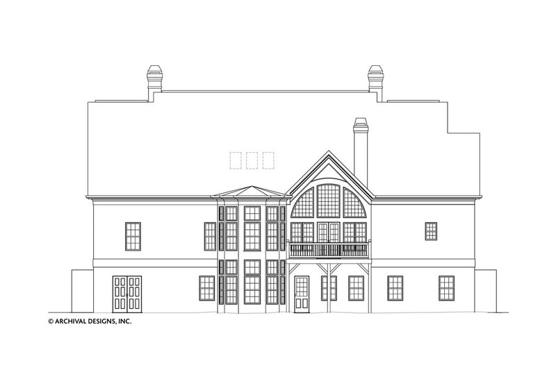 Gloucester House Plan