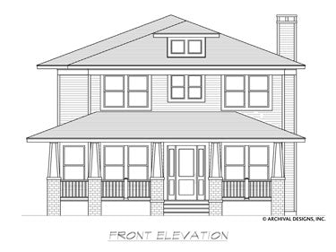 Greenville House Plan
