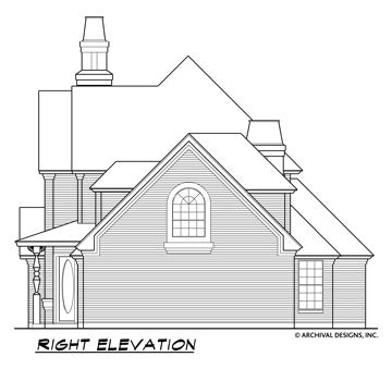 Harbour Town House Plan