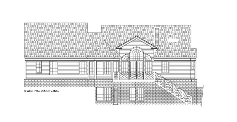 Hartridge House Plan
