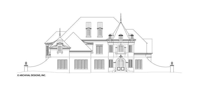 Hennessey House Plan