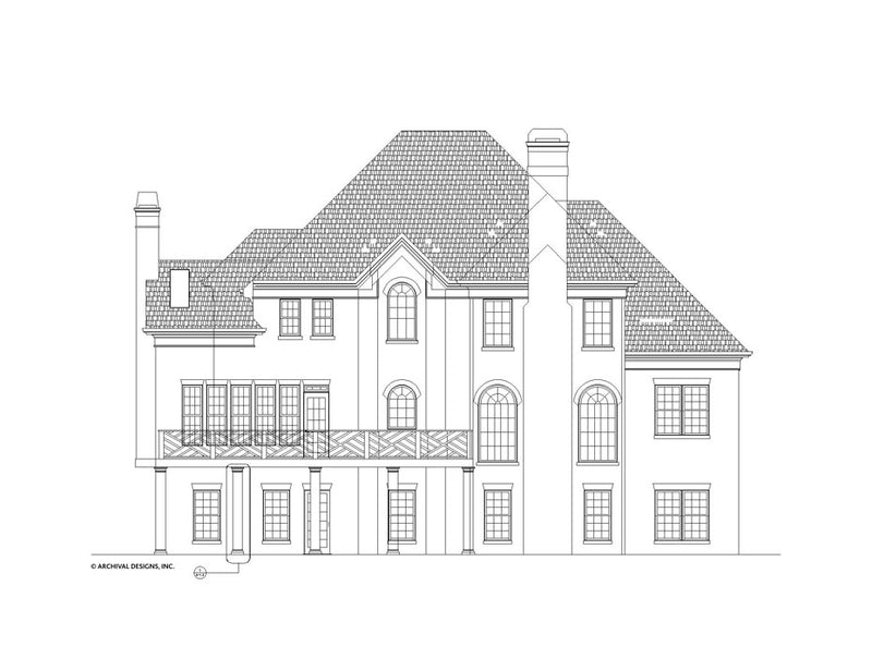 Hillsborough House Plan