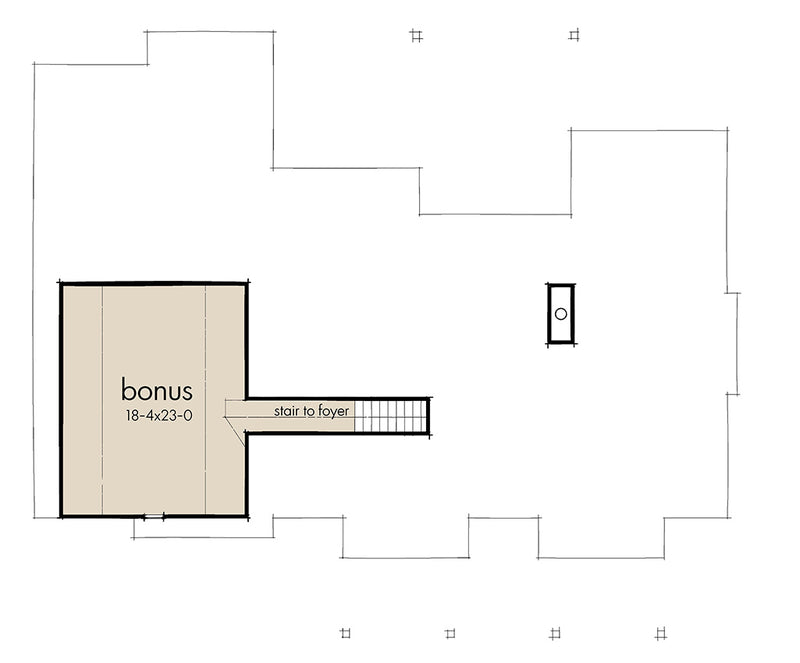 Independence Ave, floor plan