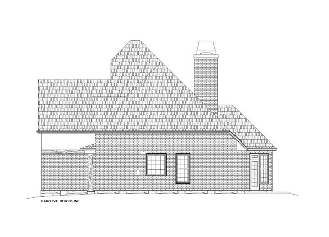 Kenilworth House Plan