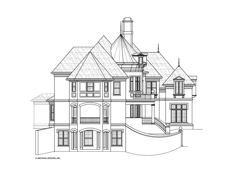 Kildare Place House Plan