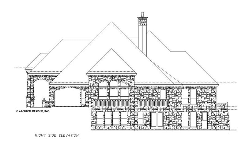 Killian Hill House Plan