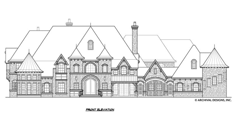 Kingsbridge House Plan