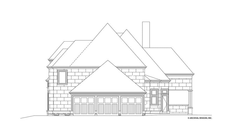 La Vogue House Plan