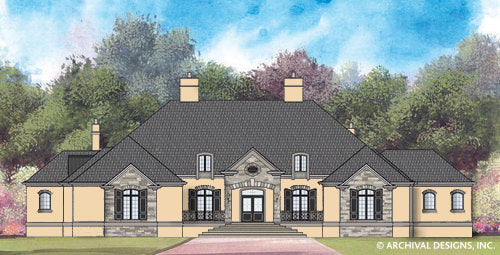LaCrysta House Plan