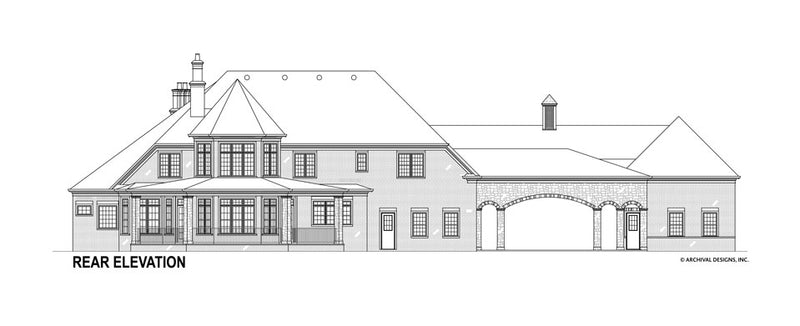 Lady Rose House Plan