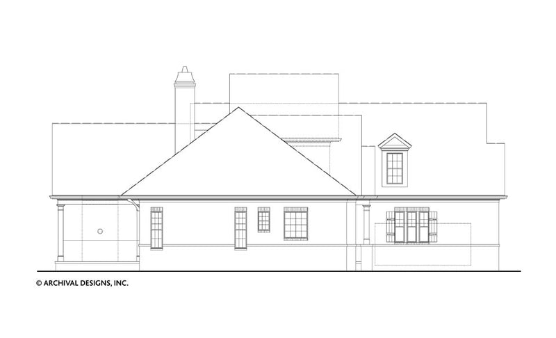 Laurel House Plan