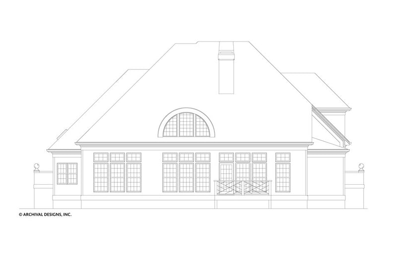 Leland House Plan