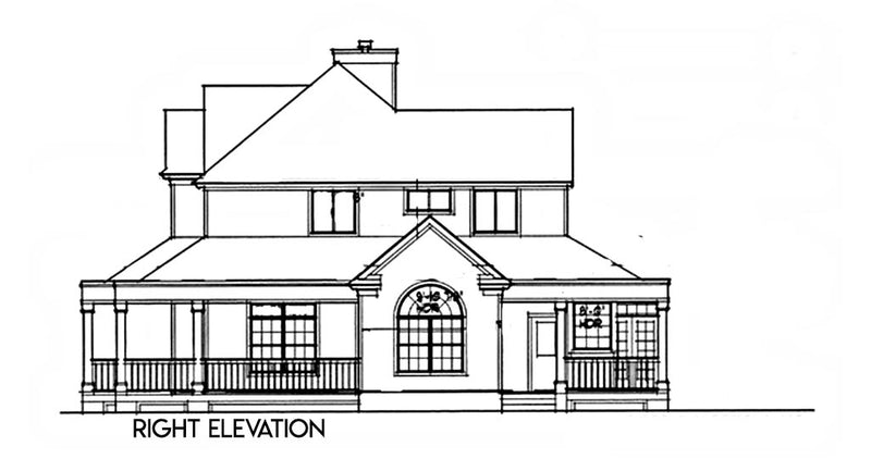 Liberty Hill House Plan