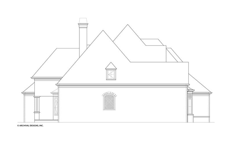 Lily Rose House Plan