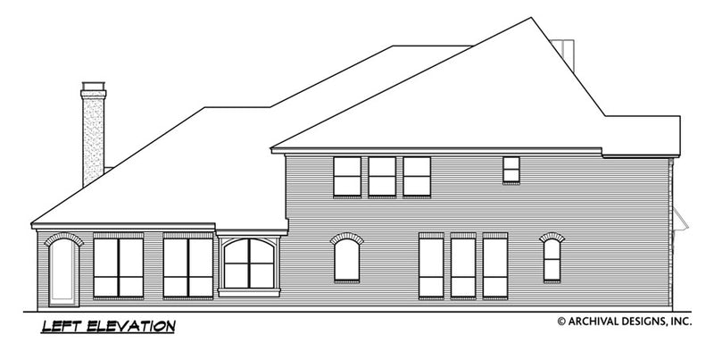Limestone Peak House Plan