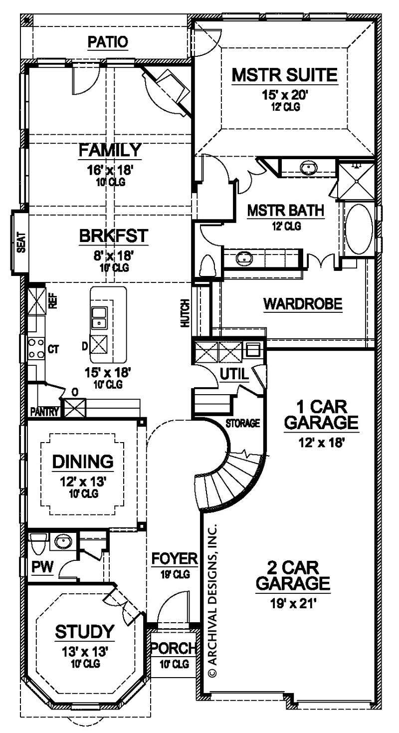 luxury home designs and floor plans
