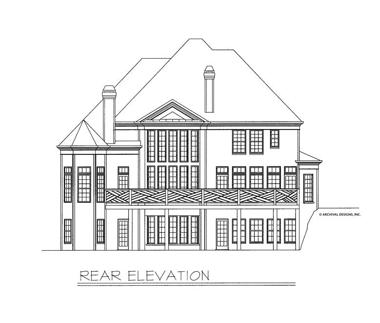 Litchfield House Plan