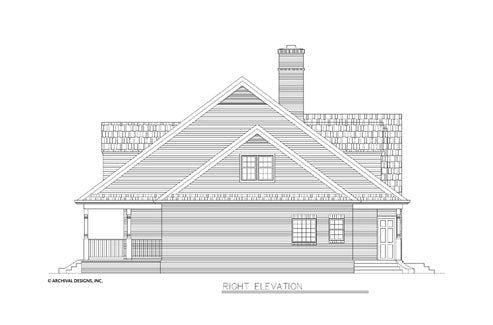 Lodge Park House Plan
