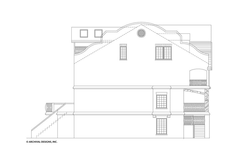 Loretto House Plan